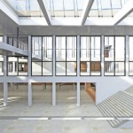 Perspektiven Rhein-Main-Hallen, Ferdinand Heide Architekt BDA