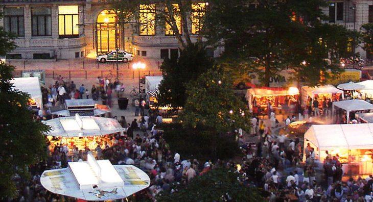 Kranzplatzfest