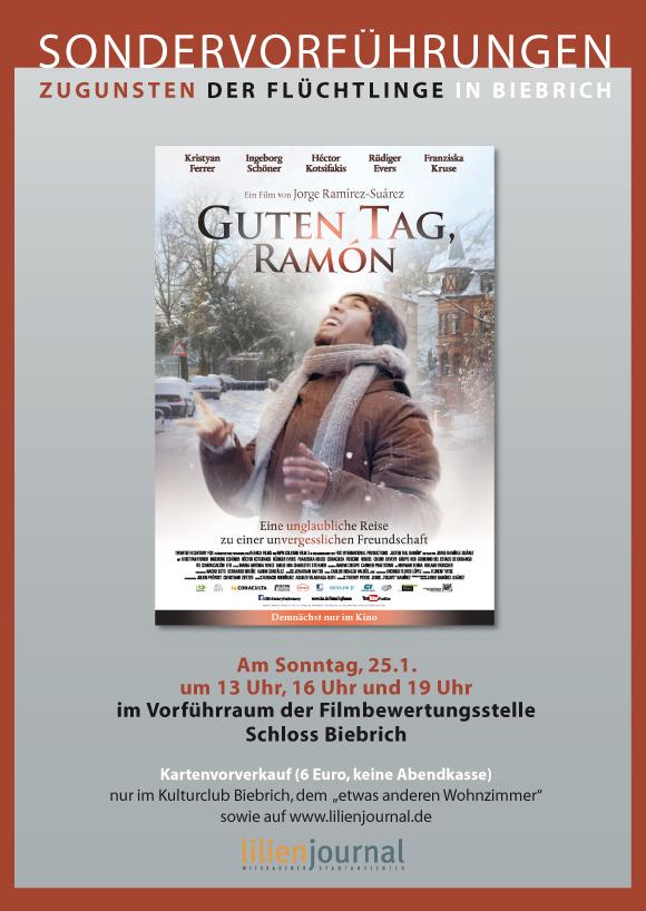 Filmplakat Ramon